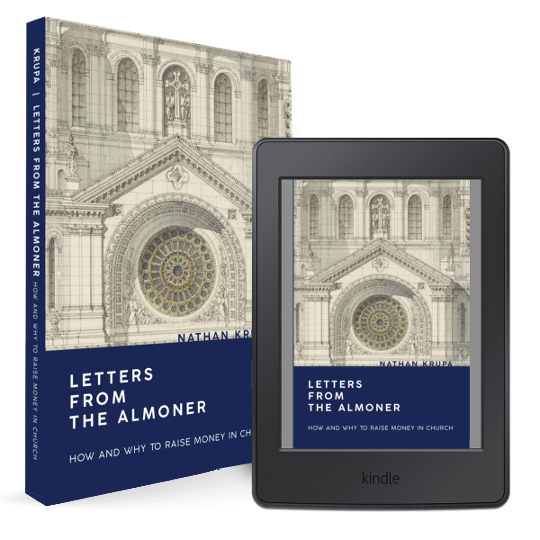 Letters from the Almoner – Now Available on Amazon